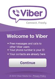 Viber without Smartphone